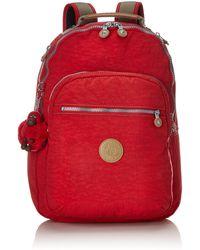 Kipling City Pack B, Portés Dos Femme - Rouge