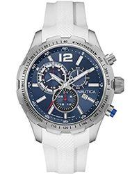 Nautica - Horloge NAI15511G - Lyst