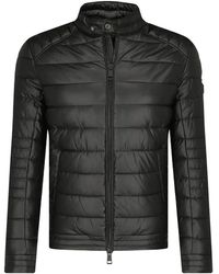 Guess M0yl55 Wd320 Puffa Jkt Outerwear And Jackets Black M