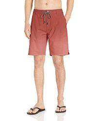 Rip Curl - Sun Drenched Boardwalk Hybrid Board Shorts - Lyst