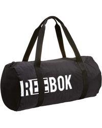 Reebok Du2803 Bolsa de Deporte - Negro