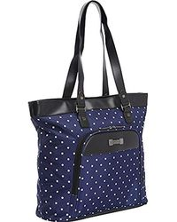 Kenneth Cole Reaction - Dot Matrix Tote - Lyst