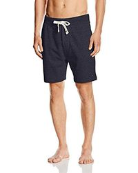 Tommy Hilfiger Icon HWK Short Bas de Pyjama - Bleu