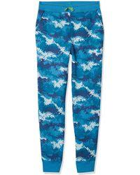 Amazon Essentials Pantalón de chándal Polar Athletic-Pants - Azul