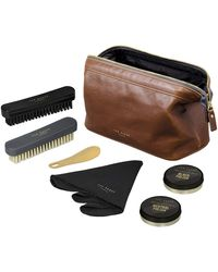 Ted Baker Shoe Care Kits - Brown