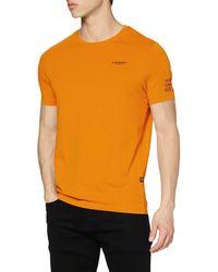 G-Star RAW - Text Graphic Slim Camiseta - Lyst