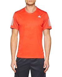 adidas - Response Tee M, Camiseta para Hombre - Lyst