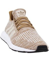 adidas S Swift Run Casual Trainers - Natural