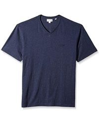 Lacoste - Nordstrom Slubbed Jersey V-neck T-shirt, Th4874 - Lyst