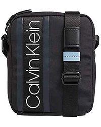 Calvin Klein - K50k504195 Clash Reporter Shoulder - Lyst