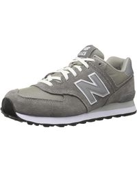 New Balance Homme 574 Core - Gris