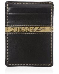 Guess - Montana Slim Front-pocket Wallet - Lyst
