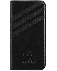 adidas - Originals Booklet Wallet Cell Phone Case Iphone - Lyst