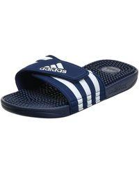 adidas Adissage - Blue