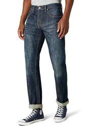 Levi's 527 Slim Boot Cut - Azul