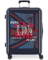 Pepe Jeans - Chad chad Mediana 70Centimeters Blu - Lyst