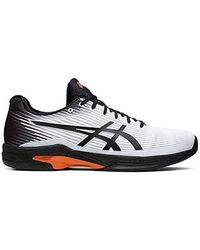 timeless design 16123 0db2f Solution Speed Ff Indoor 1041a110 Tennis Shoes - Black