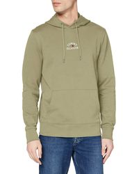 Tommy Hilfiger Basic Embroidered Hoody Sudadera - Verde