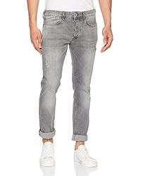 Pepe Jeans Zinc Jeans Uomo - Grigio