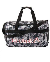 Reebok Sports Duffel, Warrior Ii Medium Duffel Bag - Black