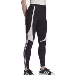adidas Tight Leggings Donna Neri GC6770 Nero 46