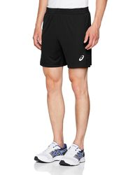 Asics 155239-0904_XXL Pantalones Cortos - Negro