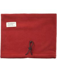 Levi's _adult Fleece Neck Warmer Cold Weather Scarf - Green