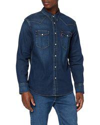 Levi's Barstow Western Standard Shirt - Azul