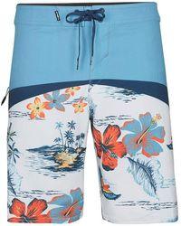 O'neill Sportswear Pm Hyperfreak Boardshorts Swim Briefs - Blue