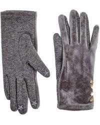 Esprit Accessoires 109Ea1R025 Handschuhe - Grau