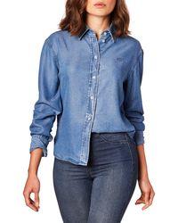 Calvin Klein - Shirt Camisa - Lyst