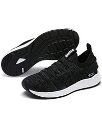 9ac5bb46a467 PUMA - Nrgy Neko Engineer Knit Wns Competition Running Shoes - Lyst