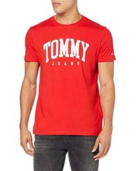 Tommy Hilfiger T-shirt - Rosso