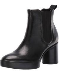 Ecco - Shape Sculpted Motion 55 Chelsea Ankle Boot modischer Stiefel - Lyst