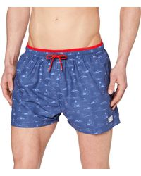 Pepe Jeans Jungen Palm Badehose