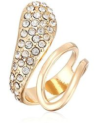 Guess - Stones Ring, Size 7 - Lyst
