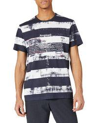 Desigual TS_CALISISTO T-Shirt - Bleu