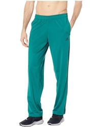 adidas 's Essentials 3-stripes Tricot Track Trousers - Green