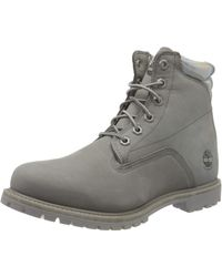 Timberland Waterville 6 inch Basic Waterproof - Gris