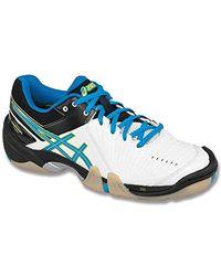 0141 Handball E465y Domain Shoes White Gel 3 nm80PywOvN