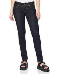 Pepe Jeans New Brooke Vaqueros - Azul