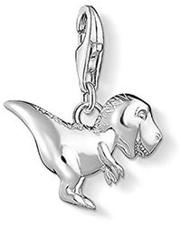 Thomas Sabo Clasp Charms 925 Sterling Silber 1474 001 12 - Mettallic