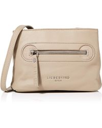 Liebeskind Berlin Crossbody Small - Natur