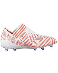 249d05baaa4 adidas Ace 16 Primeknit Women s Football Boots In Silver in Metallic ...