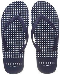 Ted Baker - ''s Flyxx 5 Flip Flops - Lyst