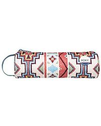 Roxy Off The Wall Pencil Cases, One Size - Multicolour