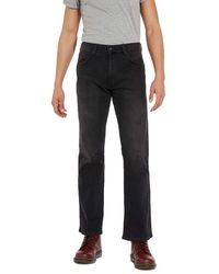 Wrangler Jacksville Jeans Bootcut - Blu