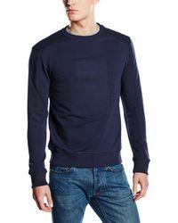 Calvin Klein Suéter para hombre - Azul