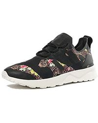 154c1b9dd adidas Originals X Wings And Horns Men s Zx Flux Adv X Lace Up ...