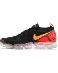 best service eb493 22492 Nike Air Vapormax Flyknit 2 Fitness Shoes in Black for Men ...